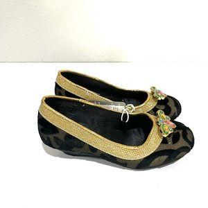 DISNEY FROZEN Princess Anna dress up shoe-11-12